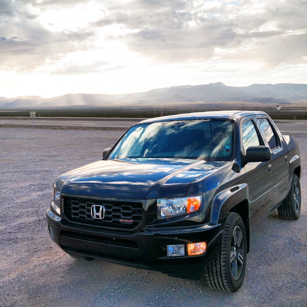Why We Chose Honda Ridgeline as Our Casita's Tow Vehicle
