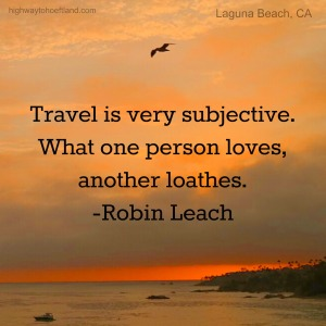 Laguna Beach and Quote