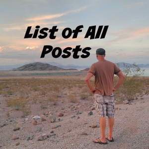 Click here for a list of all posts.