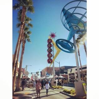 East Fremont, Downtown Las Vegas, NV.