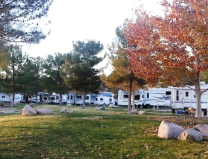 Thoughts about RV Parks.