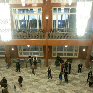 Inside the Smith Center