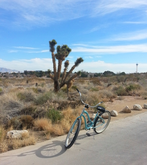 Las Vegas Springs Preserve Bike Ride
