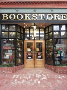 The charming Boulder Bookstore.