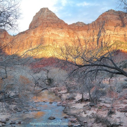 Parus Trail at Zion -