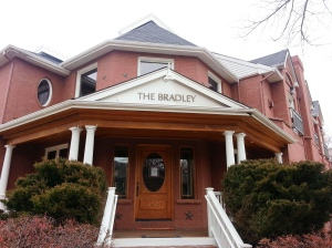 The Bradley Boulder Inn.