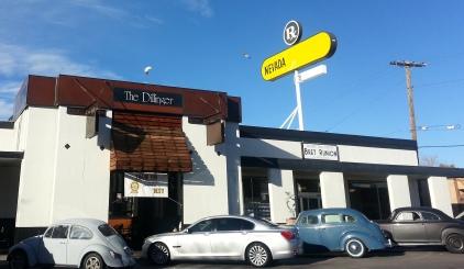 The Dillinger.