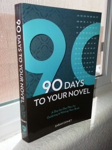 90 Days to Your Novel - or if your Kristin, more like 90 weeks.