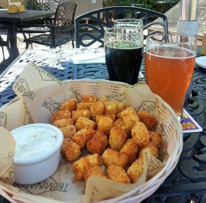 Tater Tots, PNW style.