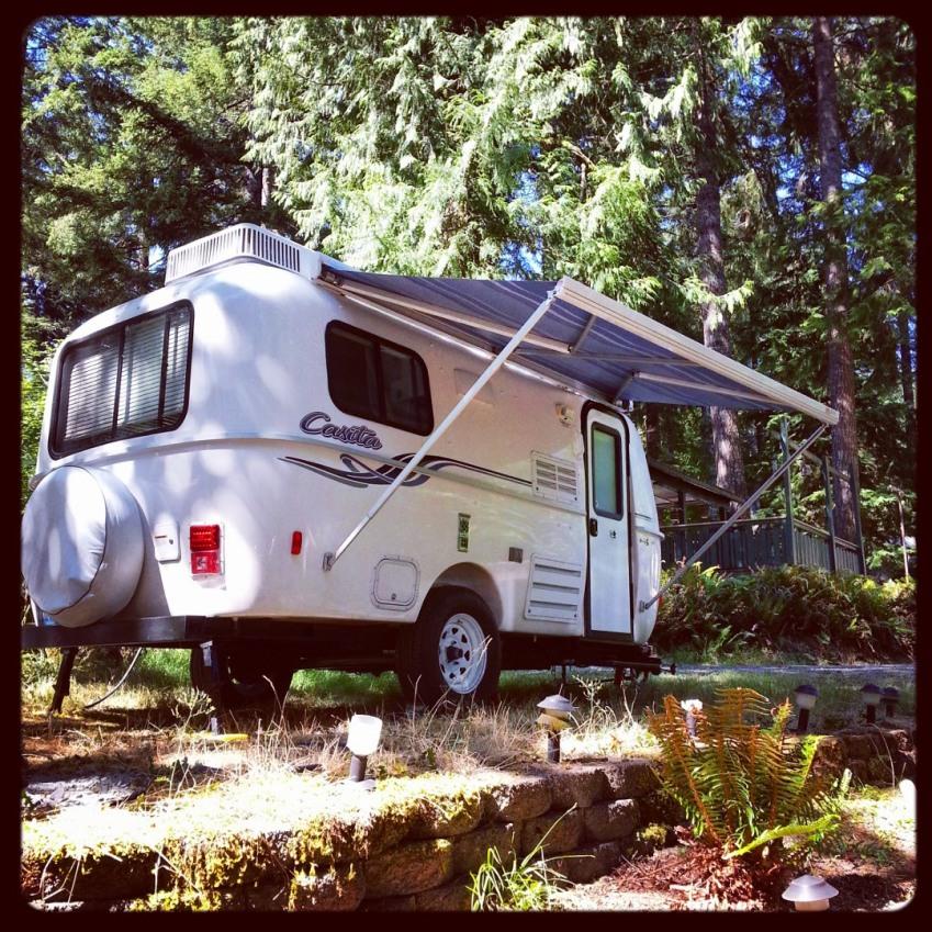 Our RV (Casita Travel Trailer)