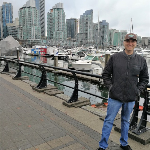 Mike in Vancouver BC